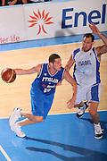 DESCRIZIONE : Bormio Torneo Internazionale Maschile Diego Gianatti Italia Israele <br /> GIOCATORE : Valerio Amoroso <br /> SQUADRA : Nazionale Italia Uomini Italy <br /> EVENTO : Raduno Collegiale Nazionale Maschile <br /> GARA : Italia Israele Italy Israel <br /> DATA : 01/08/2008 <br /> CATEGORIA : Penetrazione <br /> SPORT : Pallacanestro <br /> AUTORE : Agenzia Ciamillo-Castoria/S.Silvestri <br /> Galleria : Fip Nazionali 2008 <br /> Fotonotizia : Bormio Torneo Internazionale Maschile Diego Gianatti Italia Israele <br /> Predefinita :