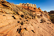 The Whitepocket in the Vermillion Cliffs National Monument