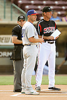 Brian McAm Stockton Ports - August 2014 - Lake Elsinore/Rancho Cucamonga Series