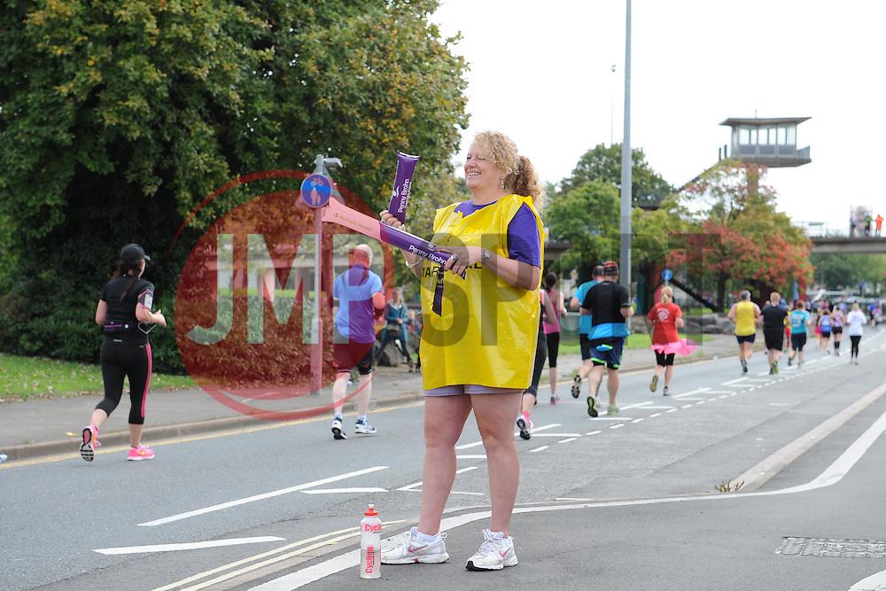 - Mandatory by-line: Paul Knight/JMP - Mobile: 07966 386802 - 13/09/2015 -  SPORT -  - Bristol, England - Bristol Half Marathon