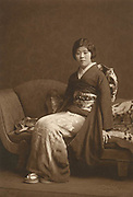 Attributed to Nojima Yasuzo<br /> Nonomiya Shashin Kan<br /> <br /> Portrait of a young lady, 1920s.<br /> From the Nonomiya Shashin Kan (Nonomiya Photographic Studio) which was owned and operated by Nojima Yasuzo. This image is thought to have been taken by Nojima himself. <br /> <br /> Toned bromide gelatin silver print with embossed studio name in the recto.<br /> Print size: 3 3/4 in. x 5 1/2 in. (95 mm x 140 mm).<br /> <br /> Offered as part of a collection of images by Nojima's Tokyo studios.<br /> <br /> <br /> <br /> <br /> <br /> <br /> <br /> <br /> <br /> <br /> <br /> <br /> <br /> <br /> <br /> <br /> <br /> <br /> <br /> <br /> <br /> <br /> <br /> <br /> <br /> <br /> <br /> <br /> <br /> <br /> <br /> <br /> <br /> <br /> <br /> <br /> <br /> <br /> <br /> <br /> <br /> <br /> <br /> <br /> <br /> <br /> <br /> <br /> <br /> <br /> <br /> <br /> <br /> <br /> <br /> <br /> <br /> <br /> <br /> <br /> <br /> <br /> <br /> <br /> <br /> <br /> <br /> <br /> <br /> <br /> <br /> <br /> <br /> <br /> <br /> <br /> <br /> <br /> <br /> <br /> <br /> <br /> .