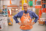 Home Depot employees. Copyright Michael A. Schwarz