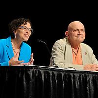 Moderator candidates forum