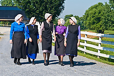 MODELS / AMISH DRESS