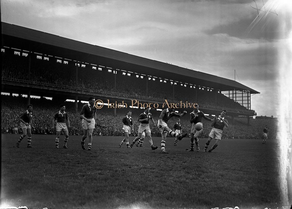 All Ireland Football Final 22 09 1957br
