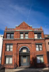 Savannah Cotton Exchange building and Freemason's Hall, Savannah, Georgia, United States of America.