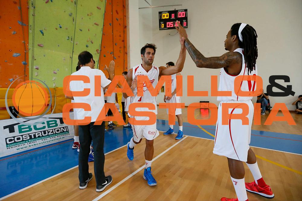 DESCRIZIONE : Alzano Lombardo Lega A 2013-14 Amichevole EA7 Emporio Armani Milano PMS Torino<br /> GIOCATORE : Bruno Cerella<br /> CATEGORIA : Ritratto<br /> SQUADRA : EA7 Emporio Armani Milano<br /> EVENTO : Campionato Lega A 2013-2014<br /> GARA : Amichevole EA7 Emporio Armani Milano PMS Torino<br /> DATA : 08/09/2013<br /> SPORT : Pallacanestro <br /> AUTORE : Agenzia Ciamillo-Castoria/G.Cottini<br /> Galleria : Lega Basket A 2013-2014  <br /> Fotonotizia : Alzano Lombardo  Lega A 2013-14 Amichevole EA7 Emporio Armani Milano PMS Torino<br /> Predefinita :