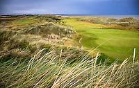 BALMEDIE - Aberdeenshire - Schotland. Trump International Golf Links. Hole 4 COPYRIGHT KOEN SUYK