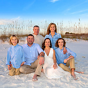 Mann (Dianne) Family Beach Photos