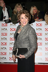 © Licensed to London News Pictures. 21/01/2015, UK. Edwina Currie, National Television Awards, The O2, London UK, 21 January 2015. Photo credit : Richard Goldschmidt/Piqtured/LNP