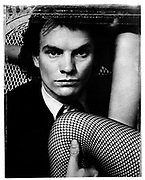 Sting - The Police - Portrait - 1979