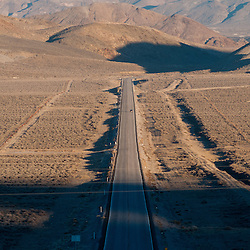 Sand Mountain and Highway 50
