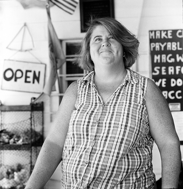 Donna, Magwood's Seafood, 2004