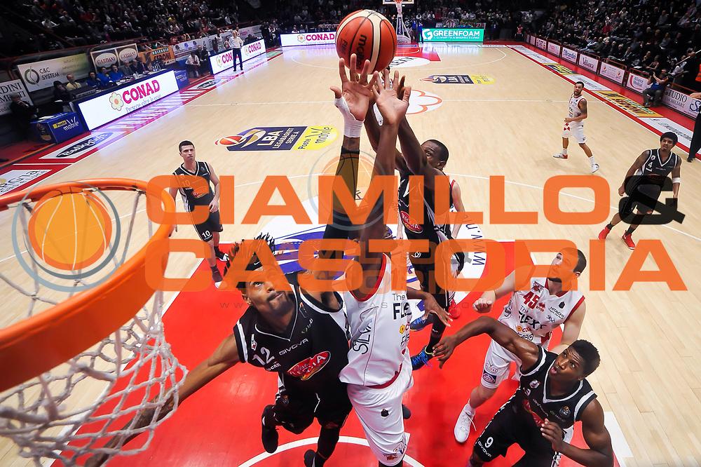 Raphael Putney<br /> The FlexX Pistoia Basket - Pasta Reggia Juve Caserta<br /> Lega Basket Serie A 2016/2017<br /> Pistoia, 13/02/2017<br /> Foto Ciamillo-Castoria