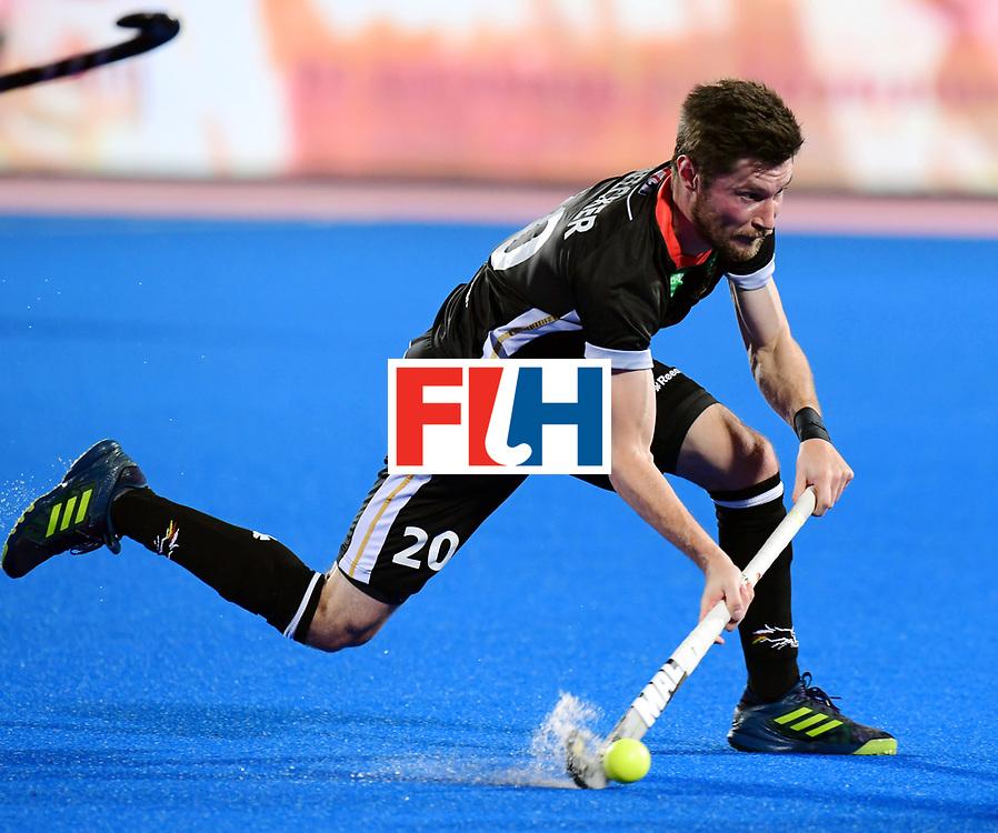 Odisha Men's Hockey World League Final Bhubaneswar 2017<br /> Match id:16<br /> Germany v Netherlands<br /> Foto: Martin Zwicker (Ger) <br /> COPYRIGHT WORLDSPORTPICS FRANK UIJLENBROEK