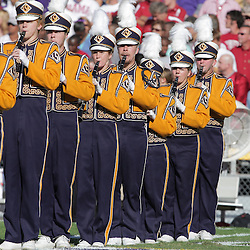 08 November 2008: The LSU band performs prior to the start of the SEC West game between the Alabama Crimson Tide and the LSU Tigers at Tiger Stadium in Baton Rouge, LA.