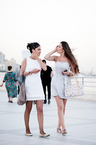 Baku women
