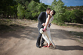 Mike & Megan | Taos NM mountain wedding