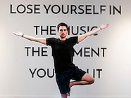 Jordan Cohen of Playlist Yoga