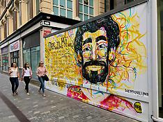 180608 Mo Salah Street Art
