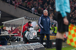 December 16, 2017 - Stuttgart, Germany - Bayerns coach Josef Heynckes watches the game during the German first division Bundesliga football match between VfB Stuttgart and Bayern Munich on December 16, 2017 in Stuttgart, Germany. (Credit Image: © Bartek Langer/NurPhoto via ZUMA Press)