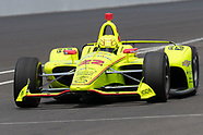 IndyCar Series - Indianapolis 500 Pole Day - 20 May 2018