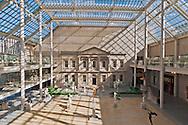 Metropolitan Museum of Art, American Wing, The Charles Engelhard Court, Manhattan, New York City, New York, USA