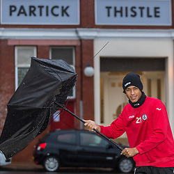 Partick Thistle Presser | Firhill | 3 January 2014