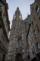 The Cathedral of Our Lady in Antwerp, Belgium