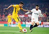 Sevilla v Atletico de Madrid - Spanish Copa del Rey