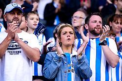 Huddersfield Town fans - Mandatory by-line: Robbie Stephenson/JMP - 05/08/2019 - FOOTBALL - The John Smith's Stadium - Huddersfield, England - Huddersfield Town v Derby County - Sky Bet Championship