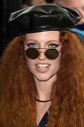 © Licensed to London News Pictures. 19/05/2016. JESS GLYNNE attends the Ivor Novello Awards. London, UK. Photo credit: Ray Tang/LNP