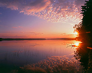 Canada, Manitoba, View of Duck Mountain Provincial Park