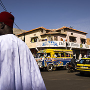 DAKAR (Senegal). 2007. Streets of Dakar.