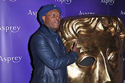 SAMUEL L JACKSON at the BAFTA Nominees party 2011 held at Asprey, 167 New Bond Street, London on 12th February 2011.