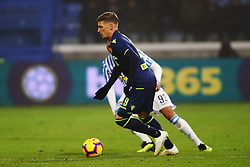 "Foto /Filippo Rubin<br /> 26/12/2018 Ferrara (Italia)<br /> Sport Calcio<br /> Spal - Udinese - Campionato di calcio Serie A 2018/2019 - Stadio ""Paolo Mazza""<br /> Nella foto: JENS STRYGER LARSEN (UDINESE)<br /> <br /> Photo /Filippo Rubin<br /> December 26, 2018 Ferrara (Italy)<br /> Sport Soccer<br /> Spal vs Udinese - Italian Football Championship League A 2018/2019 - ""Paolo Mazza"" Stadium <br /> In the pic: JENS STRYGER LARSEN (UDINESE)"