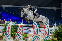Spits Thibeau, BEL, Classic Touch Dh<br /> Jumping Mechelen 2019<br /> © Hippo Foto - Dirk Caremans<br />  26/12/2019