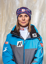 08.10.2016, Olympia Eisstadion, Innsbruck, AUT, OeSV Einkleidung Winterkollektion, Portraits 2016, im Bild Marlene Reiter, Skicross // during the Outfitting of the Ski Austria Winter Collection and official Portrait Photoshooting at the Olympia Eisstadion in Innsbruck, Austria on 2016/10/08. EXPA Pictures © 2016, PhotoCredit: EXPA/ JFK