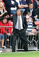 Photo: Mark Stephenson.<br /> Wrexham v Hereford United. Coca Cola League 2. 01/09/2007.Manager Grame Turner