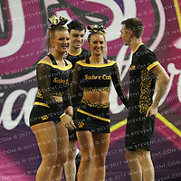 1153_Sheffield Sabrecats - University Coed Stunt Group Level 3