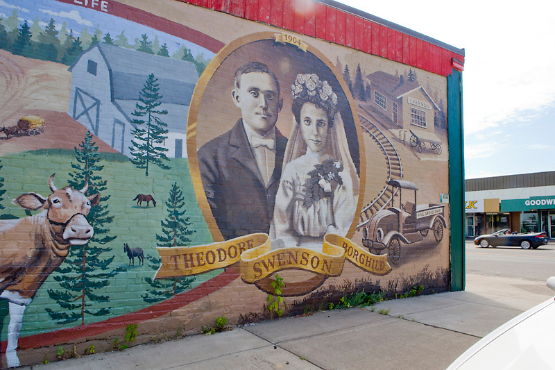 Time taken to create public art is a sign that communities value their artists and their history.