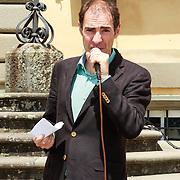 ITA/Lucca /20130521 - Presenttie Cast film De Toscaanse Bruiloft, Johan Nijenhuis