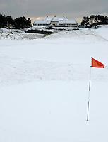 Kennemer GC-Sneeuw-Winter