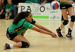 12-04-2014 NED: Finale vv Alterno - Sliedrecht Sport, Apeldoorn<br /> Celeste Plak