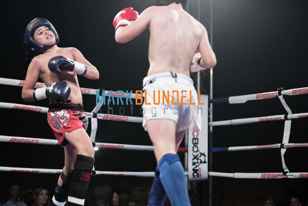 Evan Jay vs. Oussama Addi