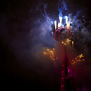 One of the best parties in the Emerald City at New Year's - New Year's at the Needle.