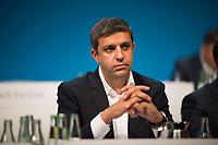 DEU, Deutschland, Germany, Berlin, 11.11.2017: Raed Saleh, Vorsitzender der Berliner SPD-Fraktion, Landesparteitag der Berliner SPD im Hotel Interconti.