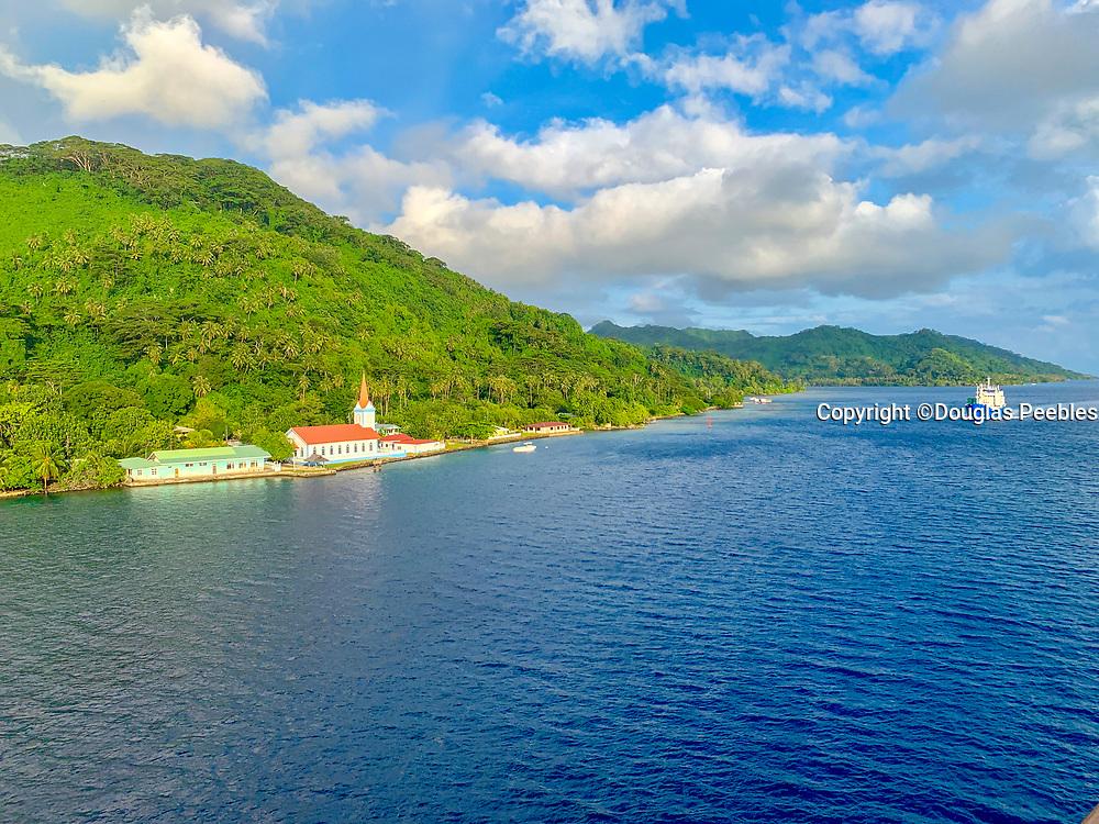 Tahaa, Society Islands, French Polynesia; South Pacific