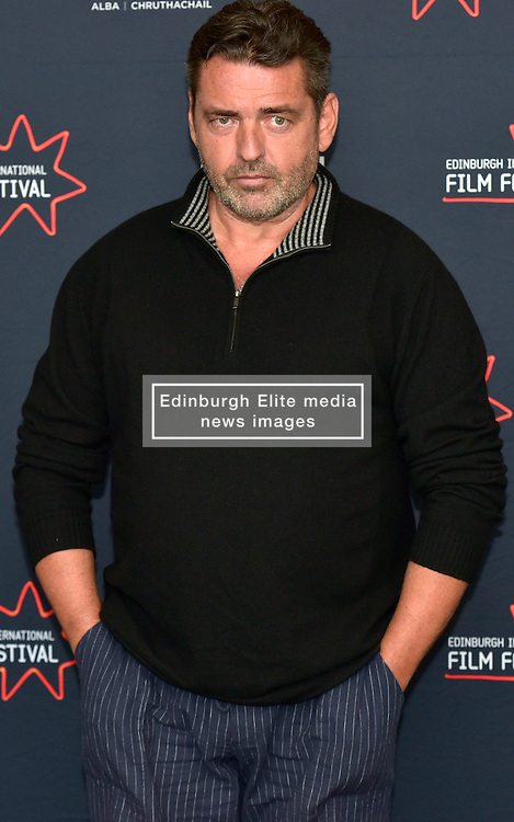 Angus Macfadyen (International Juror), joins the jury line up for the 2016 Edinburgh International Film Festival at  The Apex Hotel Grassmarket, Edinburgh17th June 2016, (c) Brian Anderson | Edinburgh Elite media