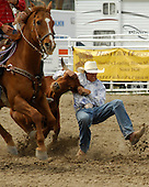 Rodeo: Steer Wrestling